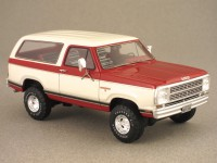 Dodge Ramcharger (NEO) 1/43e
