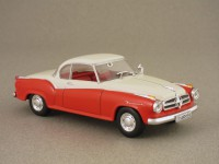 Borgward Isabella Coupé (Whitebox) 1/43e