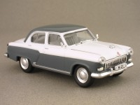 GAZ M21 Volga 1961 (Whitebox) 1/43e