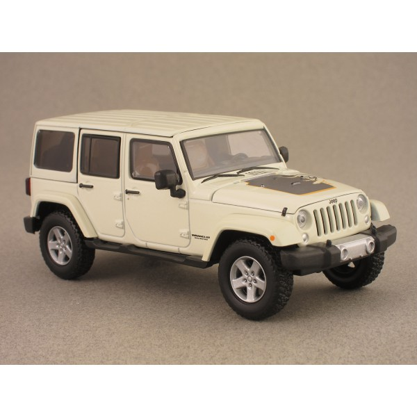 jeep wrangler 5 p mojave beige greenlight 1 43e. Black Bedroom Furniture Sets. Home Design Ideas