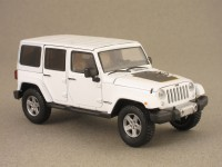 Jeep Wrangler Unlimited Mojave (Greenlight) 1/43e