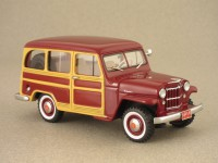 Willys Station Wagon Woody 1954 (NEO) 1/43e