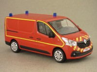 Renault Trafic III Pompiers (Norev) 1/43e