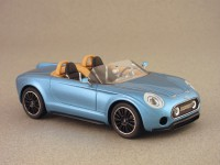 Mini Superleggera Vision Touring (Premium X) 1/43e