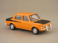 Simca 1000 Rallye 2 (Whitebox) 1/43e