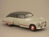 Oldsmobile 98 sedanette 1942 (Brooklin) 1/43e