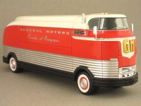 "GM Futurliner ""Parade of progress"" (NEO) 1/43e"