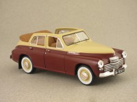 GAZ M20 Pobieda 1/43 cabriolet (Whitebox)