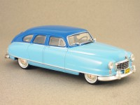 Nash Ambassador (Whitebox) 1/43e