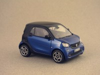 Smart Fortwo Coupé 2014 (Norev) 1/43e
