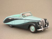 Daimler DB18 Empress Convertible Hooper 1951 (Matrix) 1/43e