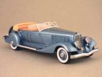 Chrysler Imperial Custom Phaeton LeBaron 1933 (Matrix) 1/43e
