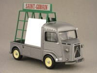 Citroën H pick-up St Gobain miroitier, Ixo