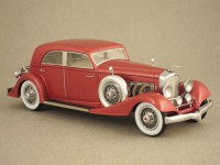 "Duesenberg J 365-2385 ""Queen of Diamonds ""par Franay (GLM) 1/43e"