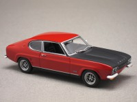 Ford Capri RS 2600 rouge (Maxichamps)