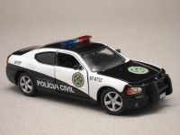 Dodge Charger 2006 Fast & Furious 5 (Greenlight) 1/43e