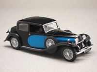 Bugatti 57 Galibier (Whitebox) 1/43e