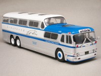 GMC Scenicruiser Greyhound (IXO) 1/43e