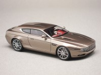 Aston Martin Virage Shooting Brake by Zagato (Matrix) 1/43e