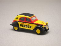 "Citroën 2CV 1959 Tour de France ""Berger"" (Norev) 1/64e"