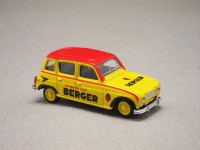 Renault 4 1964 Tour de France (Norev) 1:64