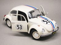 "VW Beetle ""Herbie"" (Solido) 1:18"