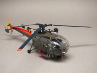 Sud-Aviation Alouette III militaire (Perfex) 1/43e