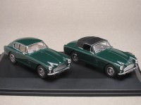 Coffret Aston Martin MkIII (Oxford) 1/43e