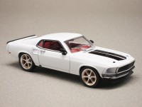 Ford Mustang Mach 1 Fast & Furious 6 (Greenlight) 1:43