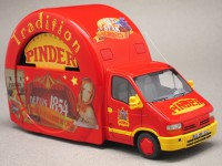 "Renault Master 1997 Pinder ""Tradition"" (Perfex) 1/43e"