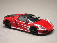 Porsche 918 Weissach Package (Minichamps) 1/43e