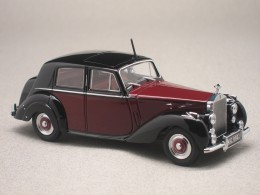 Rolls-Royce Silver Dawn (Oxford) 1/43e
