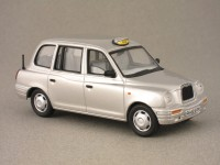 LTI London Taxi International TX1 gris par Vitesse