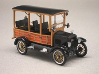 Ford Modèle T Depot Hack woody 1925 (NEO) 1/43e