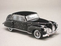 "Lincoln Continental 1941 ""Le Parrain"" + impacts de balles (Greenlight) 1/43e"