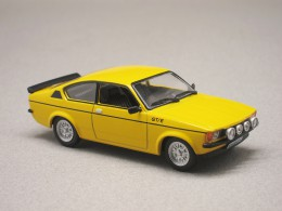 Opel Kadett C GT/E (Whitebox) 1/43e