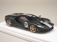 Ford GT Heritage Edition (TrueScale) 1/43