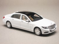 Mercedes Classe S Maybach (Almost Real) 1/43e