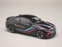 BMW M2 2016 Pace Car (Minichamps) 1/43e