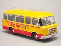 Renault Galion bus Amiot Cirque Pinder (Perfex) 1/43e