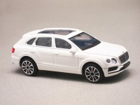 Bentley Bentayga (Bburago) 1/43e