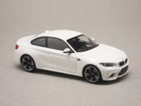 BMW M2 2016 (Minichamps) 1/43e