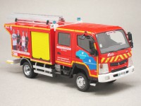 Fuso Canter CCRL Tour de France (Alerte) 1/43e