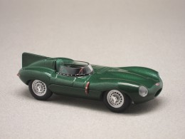 Jaguar Type D (Solido) 1/43e