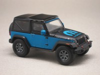 "Jeep Wrangler Mopar ""The General"" (Greenlight) 1/43e"