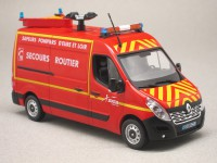 Renault Master 2014 Secours Routier (Norev)