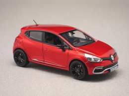 Renault Clio IV RS rouge (Norev) 1/43e