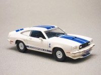 Ford Mustang II Cobra II 1976 Charlie's angels (Greenlight) 1/43e