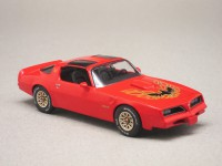Pontiac Firebird Trans Am 1977 (Greenlight) 1/43e