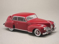 Lincoln Continental red (Greenlight) 1:43